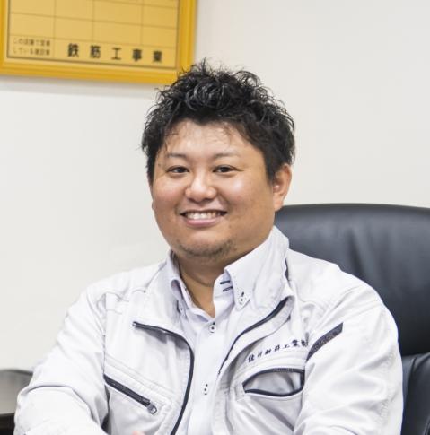写真:代表取締役 佐竹亮次