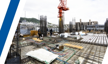 写真:業務風景