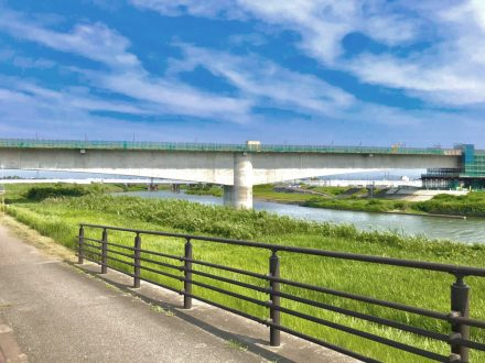 写真:北陸新幹線